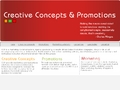 Creative Concepts and Promotions