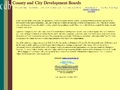 County and City Development Boards