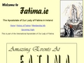 The Apostolate of Our Lady of Fatima in Ireland