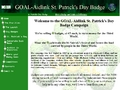 The Goal-Aidlink St. Patrick's Day Badge Project