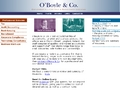 O'Boyle and Co Chartered Accountants