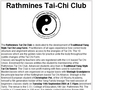 Rathmines Tai-Chi Club