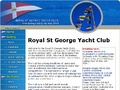 The Royal St. George Yacht Club